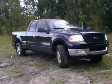 checking out a small mud spot here in west palm theres very few didnt get her dirty that day