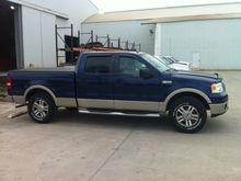 2007 Lariat SCrew