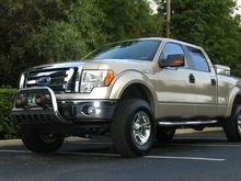 truk front side