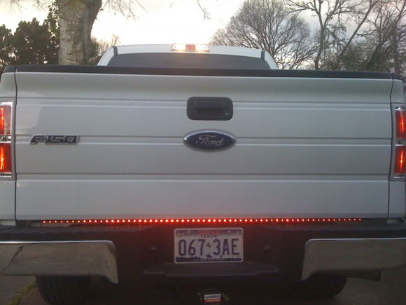 Recon LED Taillight bar