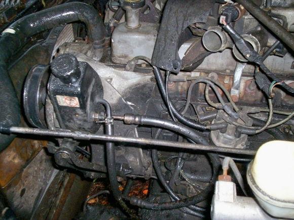 GM pump hoses