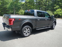 2015 F150 Cleaned and waxed