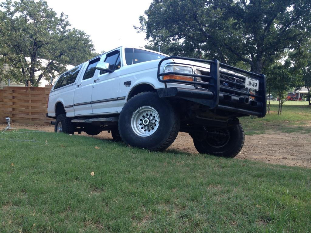 Lift Options For 96 F250 Reg Cab 4x4 Psd Page 6 Ford
