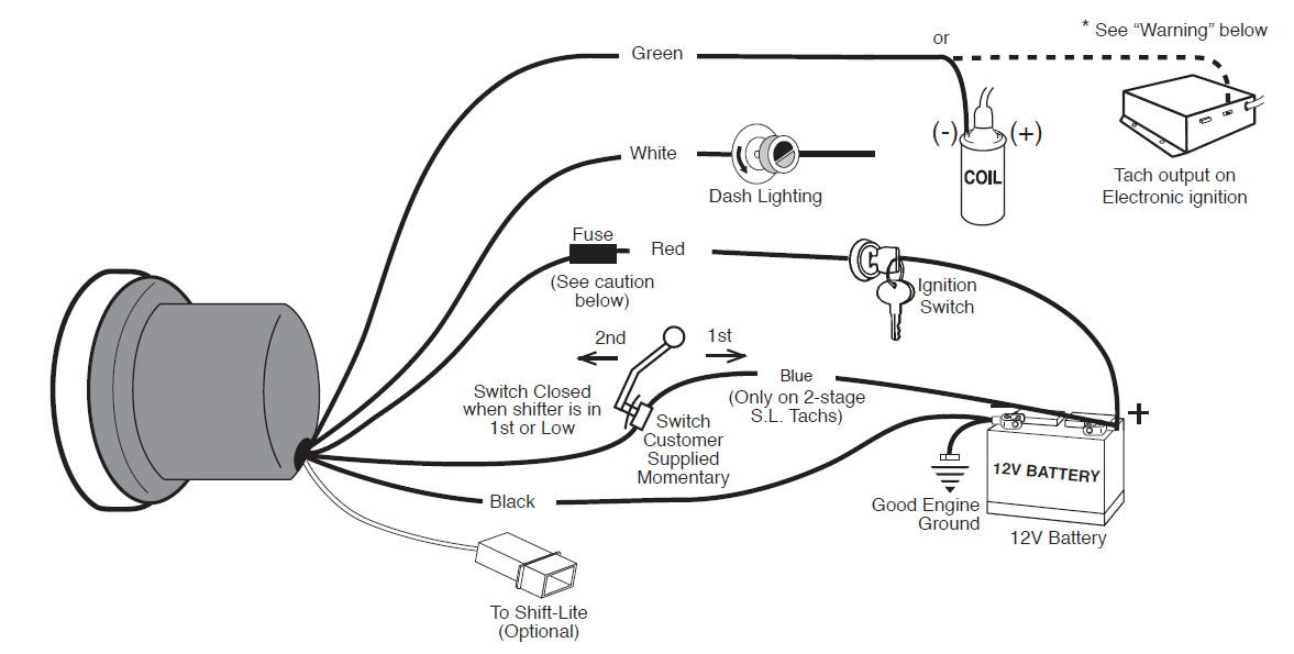 wiring diagrams automotive gauges the wiring diagram auto gauge wiring diagram tachometer digitalweb wiring diagram