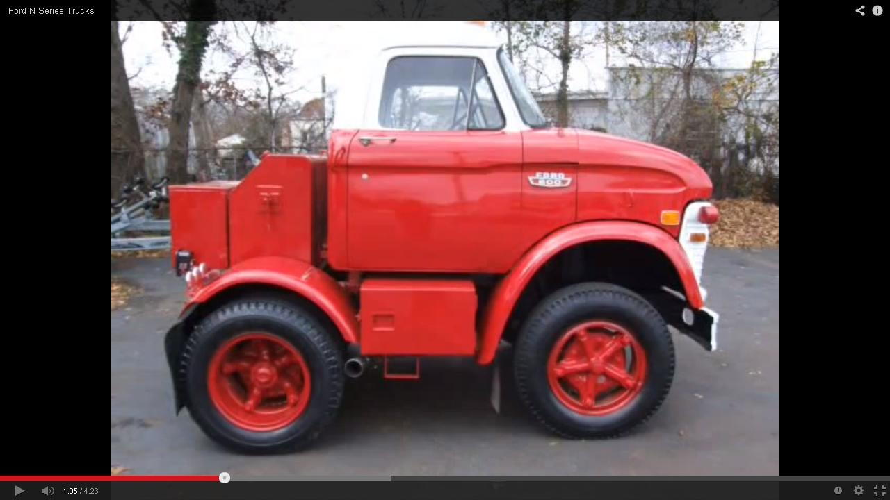 A Little Big Truck N Series Ford Truck Enthusiasts Forums