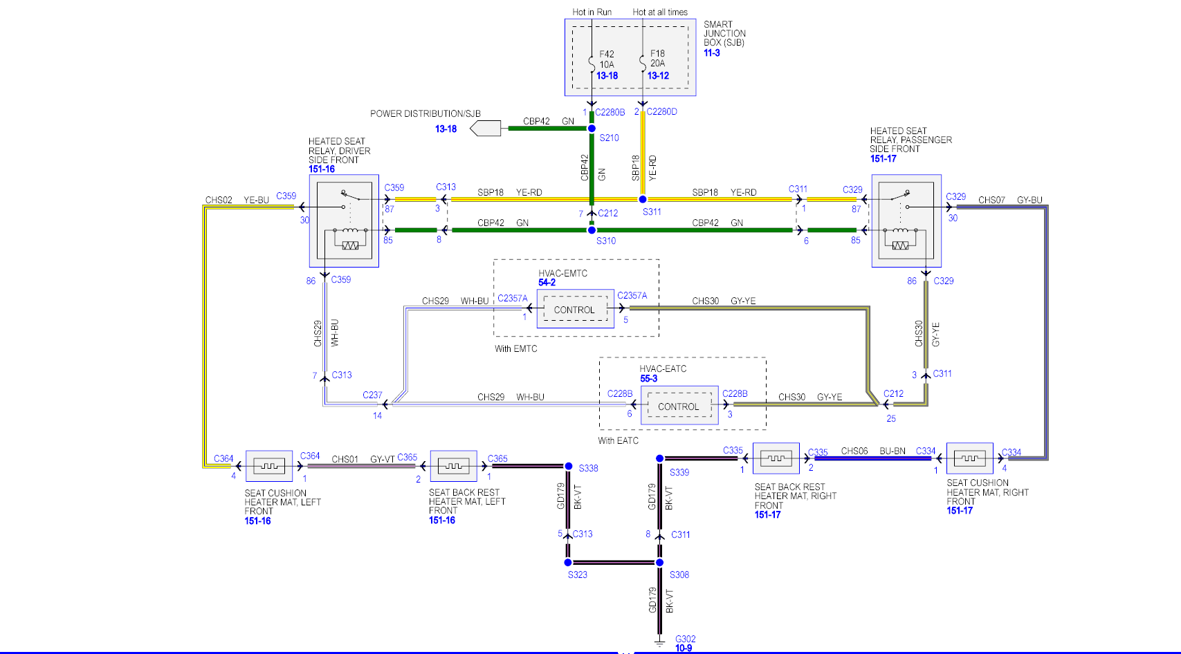 ford f wiring diagram image wiring ford f350 power seat wiring diagram jodebal com on 2008 ford f350 wiring diagram