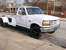 My old Super Duty