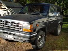 1990 Bronco II XLT 2.9 liter V6