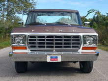 1978 Ford F150 Supercab