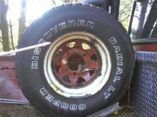 Big tires...33x12.5R16.5's