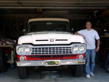 With My Old Ford