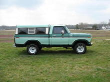 1979 F-150 4x4 from Eastern Shore of Maryland