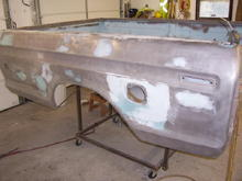 Rough body work