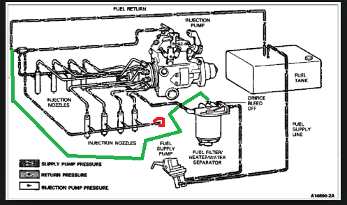 F150 Fuel Tank Selector Valve on 1992 ford f 150 wiring diagram