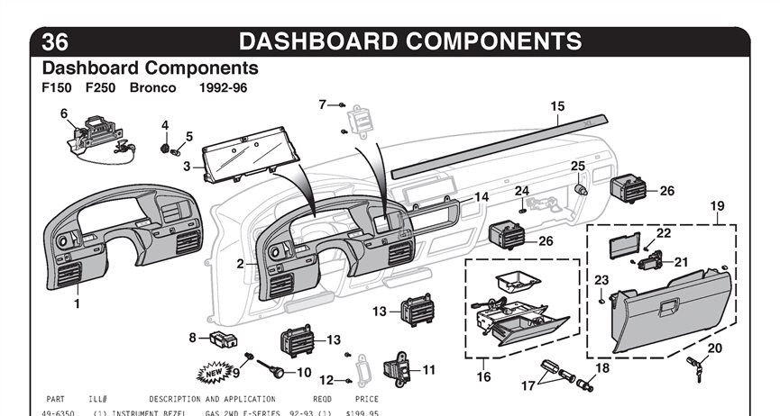 1967 ford f600 wiring diagrams