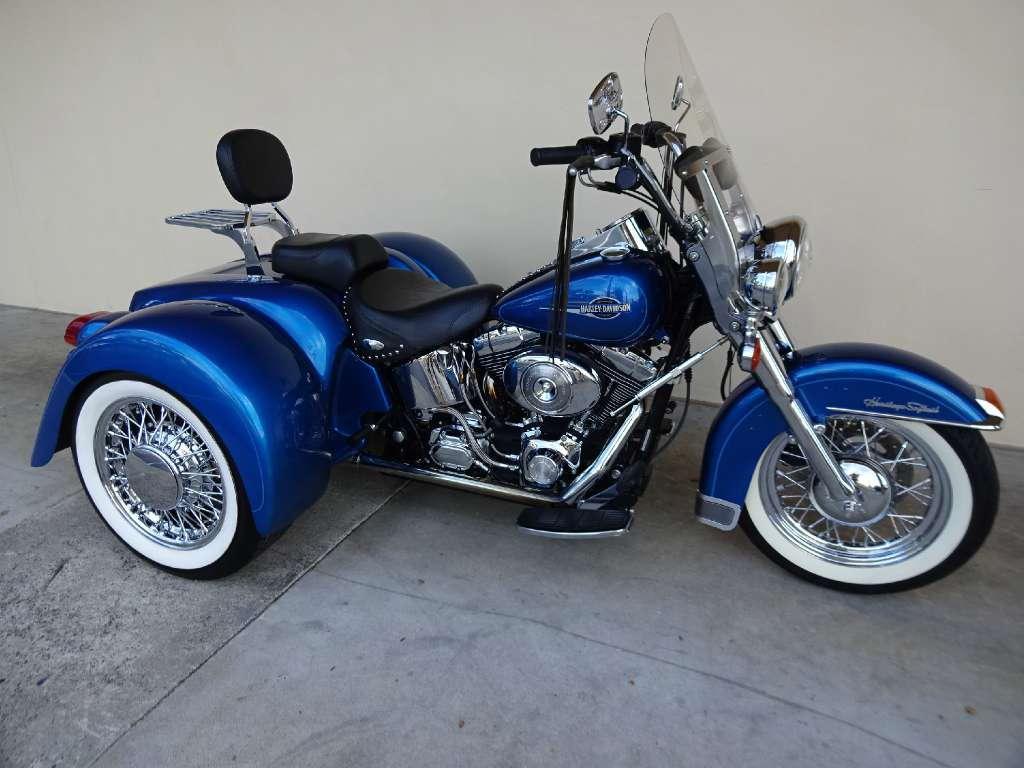 Are Champion Trikes Harley Davidson S