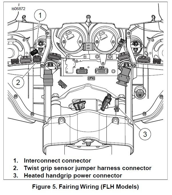 harley heated grips wiring diagram