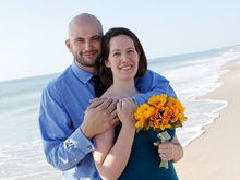 Finally married!