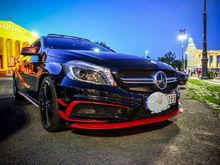 """2015/05 A45 AMG """"Black Widow"""""""