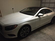 My New 2016 S550 COUPE 2016-02-04 12:14:05