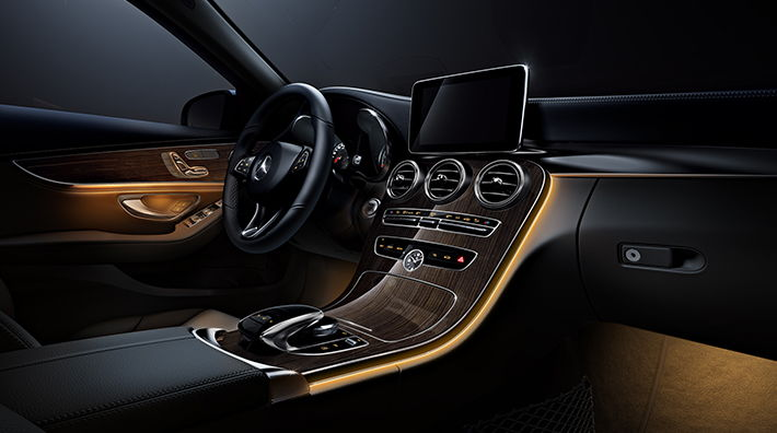 W205 Without Ambient Lighting MBWorldorg Forums