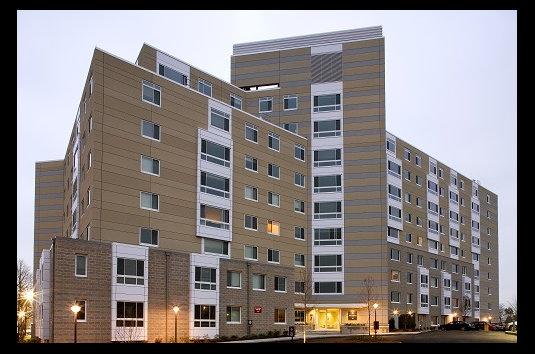 Peninsula Apartments In Boston Ma Ratings Reviews Rent