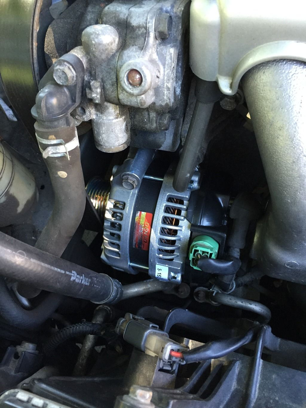 Acura Tsx Will Not Wot Start Battery Alternator Charging Issue Problem Electrical Drain Fuse Jump