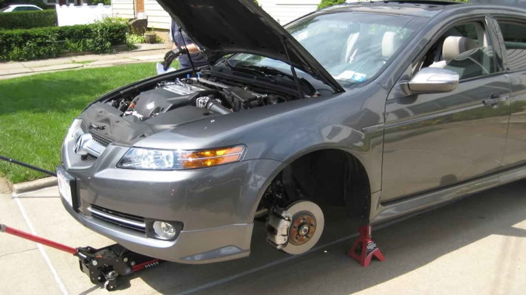 acura tl 2004 to 2008 how to replace ball joints acurazine. Black Bedroom Furniture Sets. Home Design Ideas