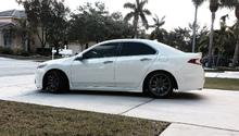 Acura TSX To Suspension Modifications Acurazine - Acura tsx mods