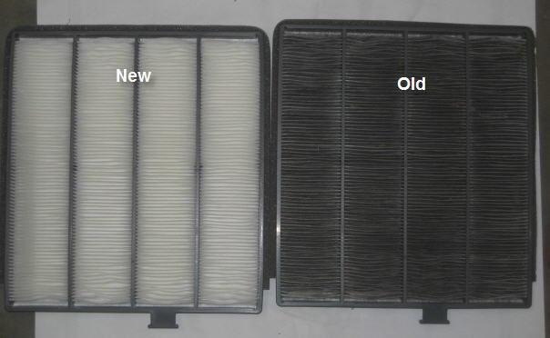 Acura MDX How To Change Cabin Air Filter Acurazine - Acura mdx air filter