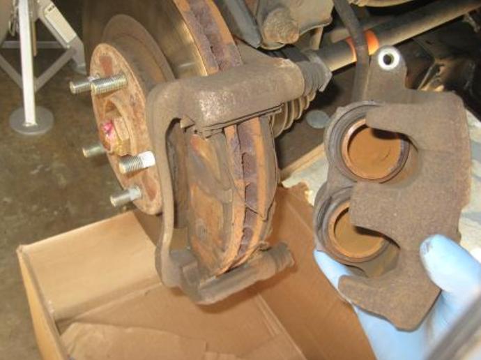 Acura TSX 2009 to 2014 Frozen Brake Pedal Diagnostic | Acurazine