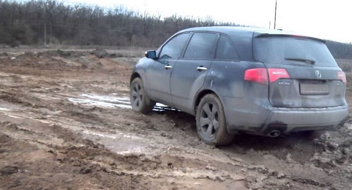 Acura Mdx Off Road All Terrain Truck Info How To