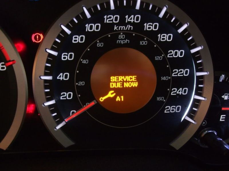 Acura TSX 2009 to 2014 What Is Included in A1 and B1 Services ...