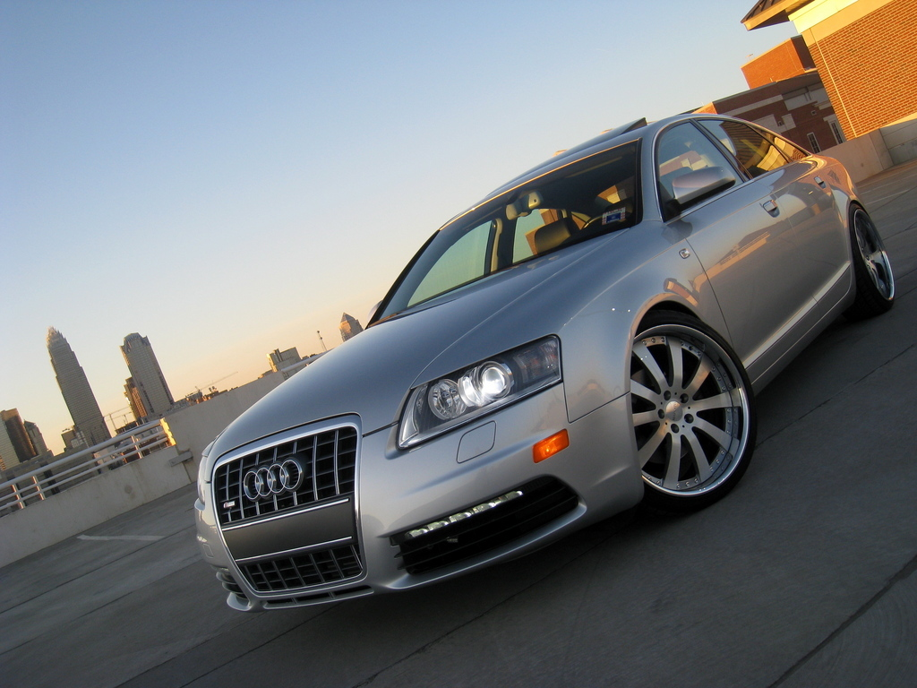 Audi A6 C6 Suspension Modifications Audiworld