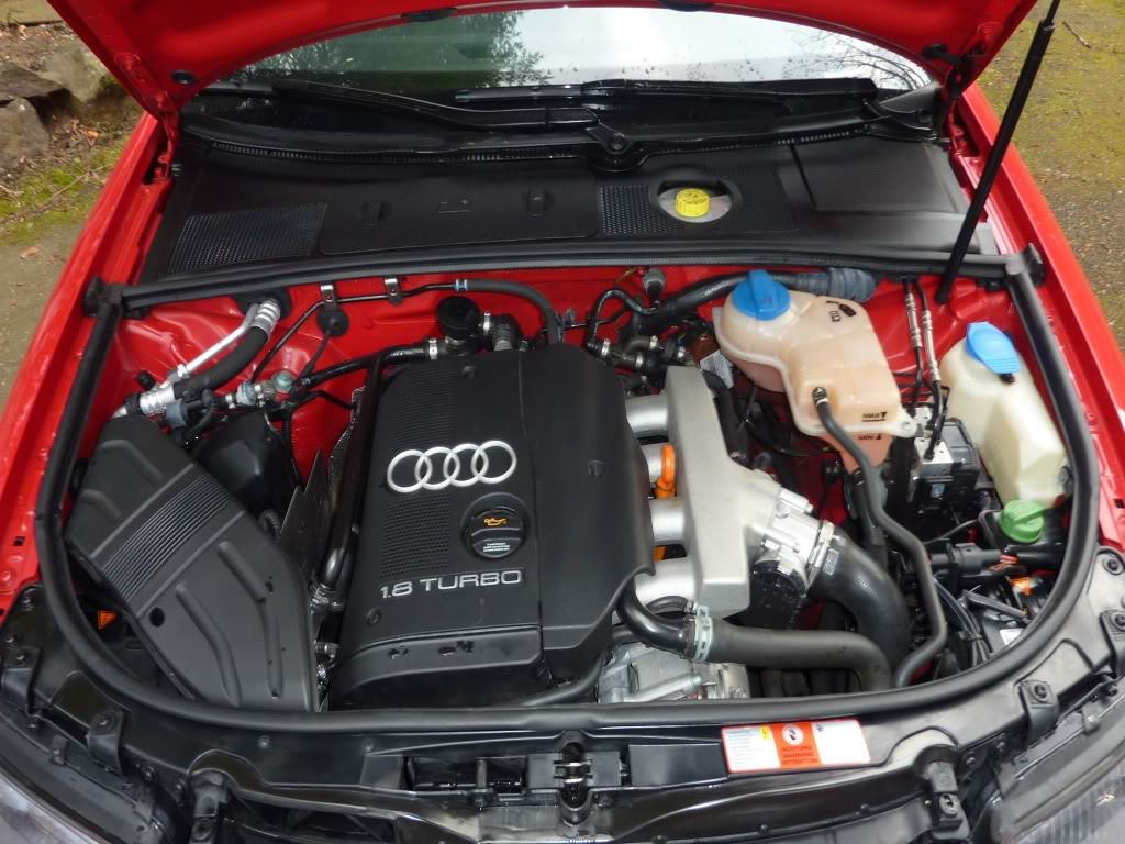 Audi A3 And A4 B7 How To Replace Engine Coolant Temperature Ect Vehicle Sensor Remove