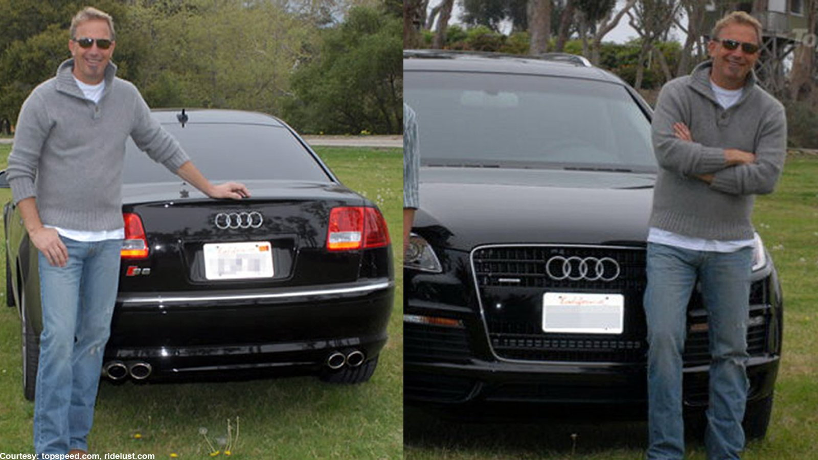 More Celebrities That Drive Audi