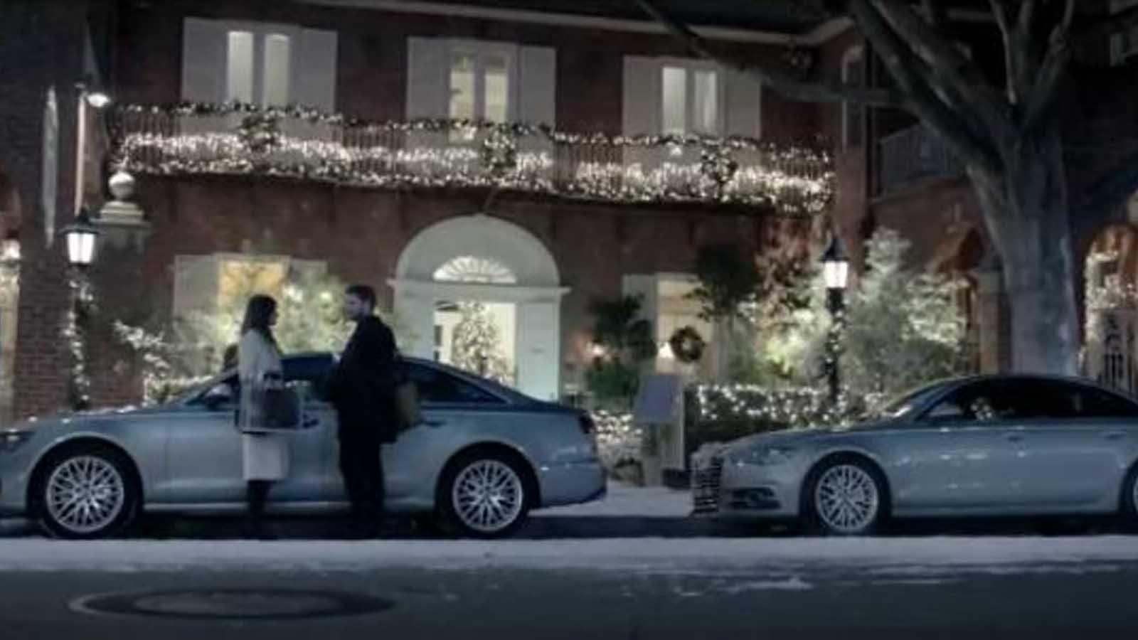 Top Audi Holiday Commercials Audiworld - Audi car commercial