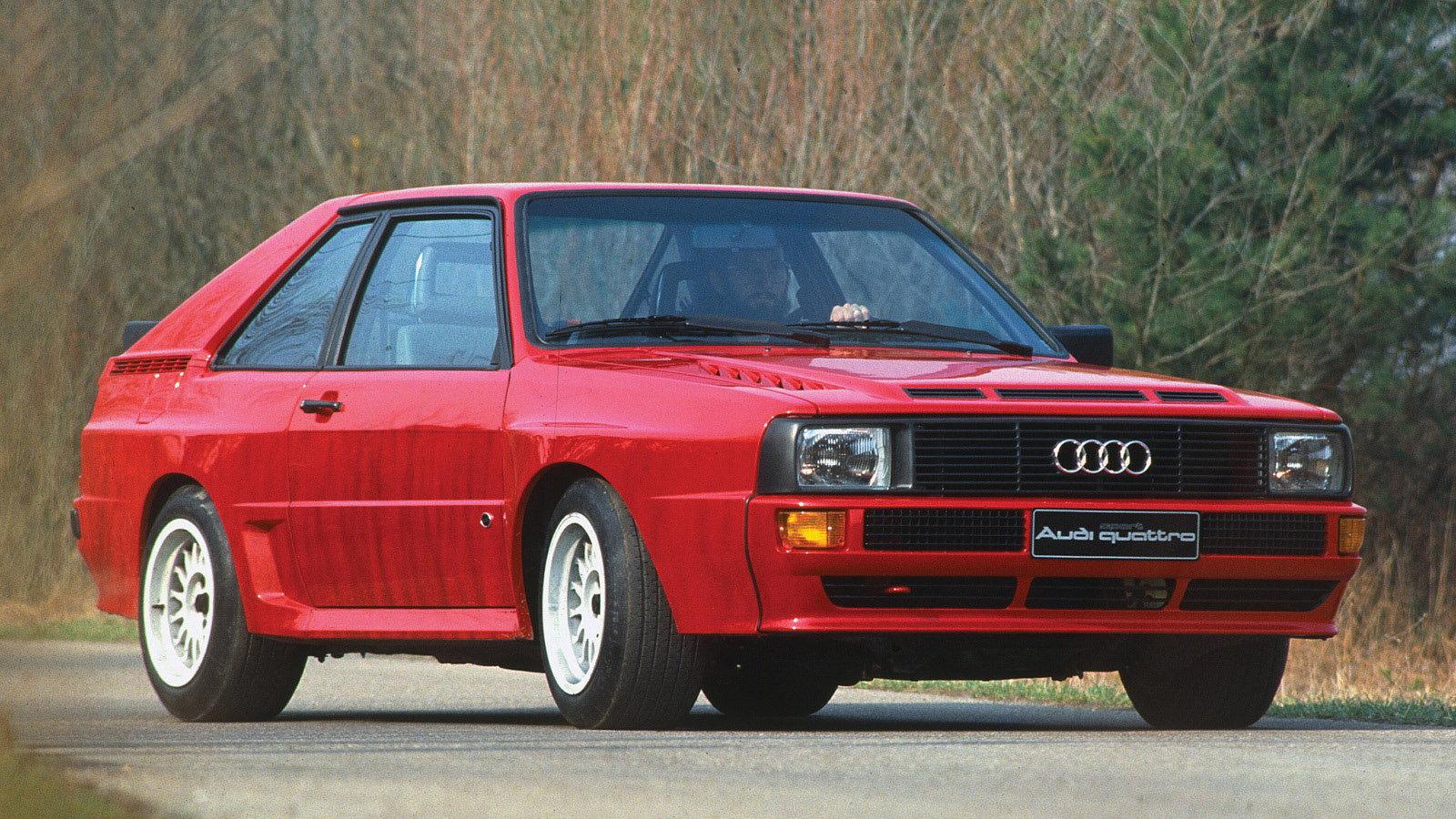 1987 Audi Sport Quattro