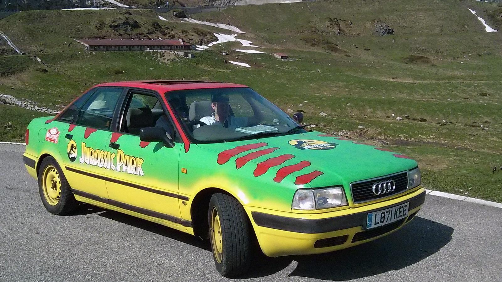 Spooktacularly Bad Audi Paint Jobs Audiworld - Audi car jobs