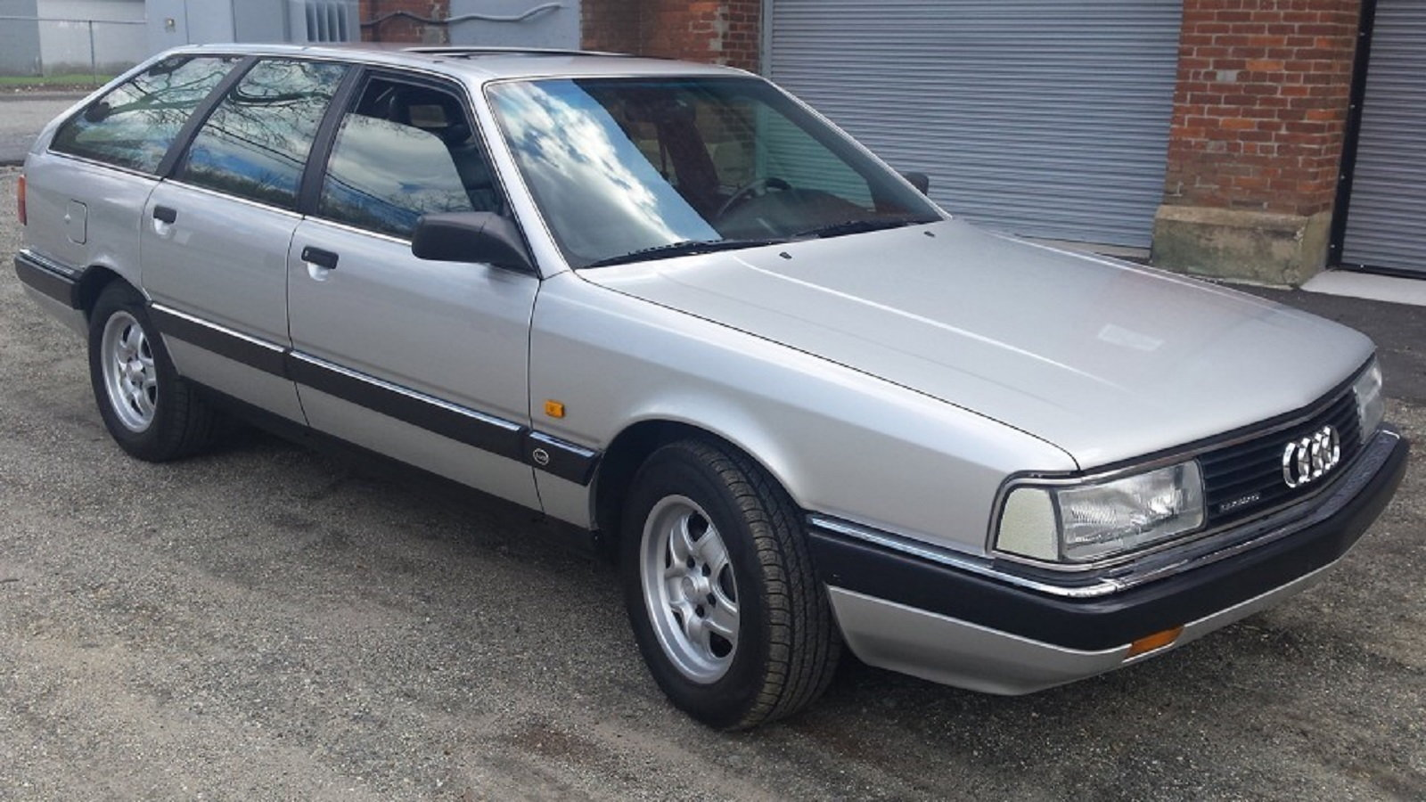 Audi 200 Avant Quattro is as Rare as it is Awesome