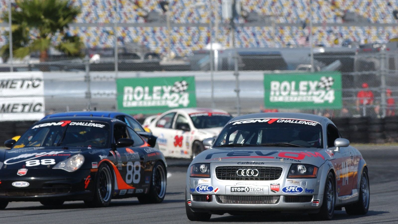 Audi and Motorsports