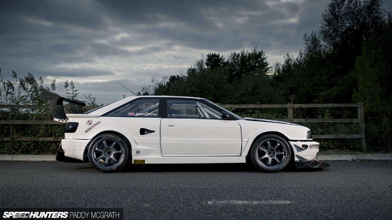 Check Out James Doreys Audi Quattro S Audiworld - Mcgrath audi