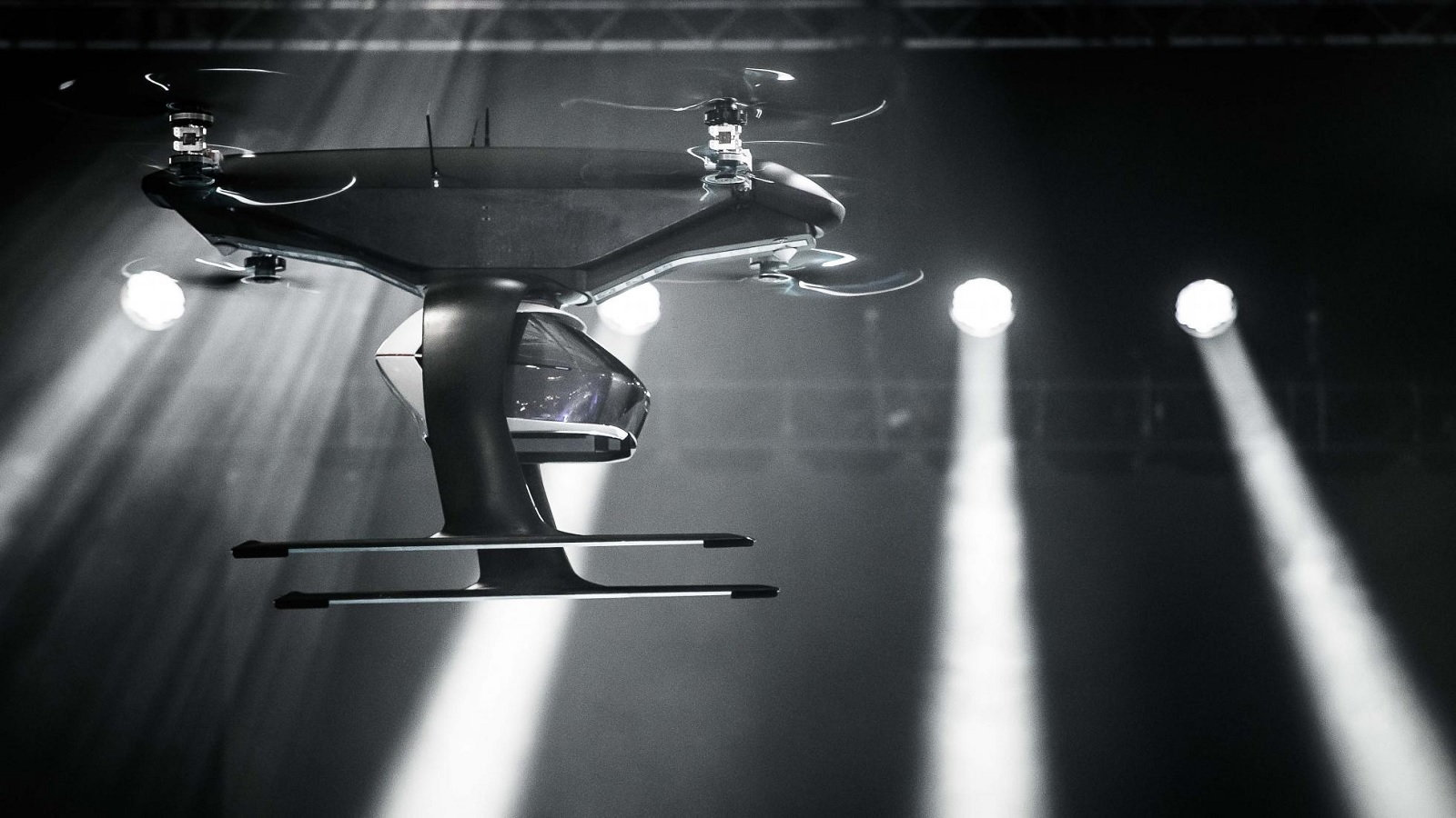 Audi Has a Flying Taxi Concept So There's That