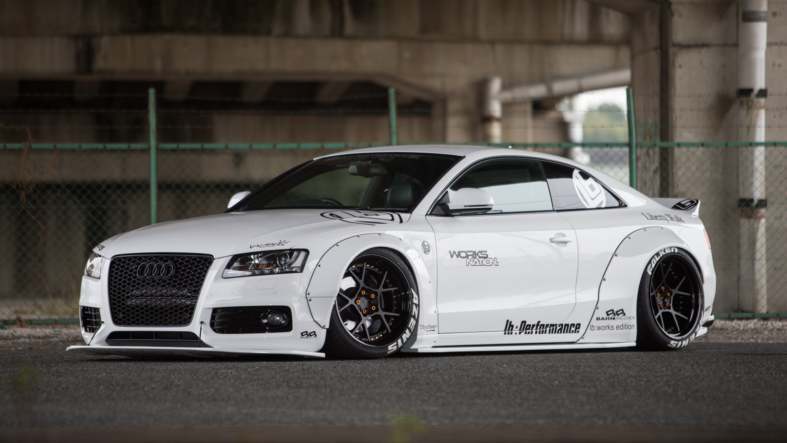 5 Awesome Sources For Audi Body Kits Audiworld 2000 Tt Liberty Walk Lb Works