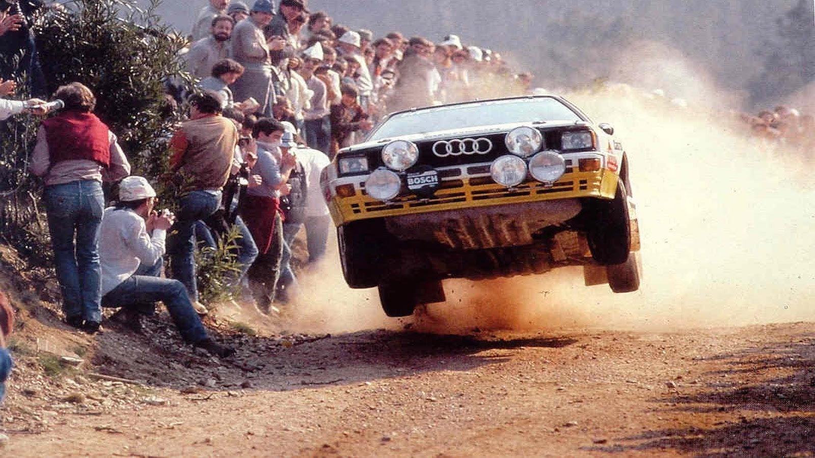 Walter Rohrl: The Audi Icon