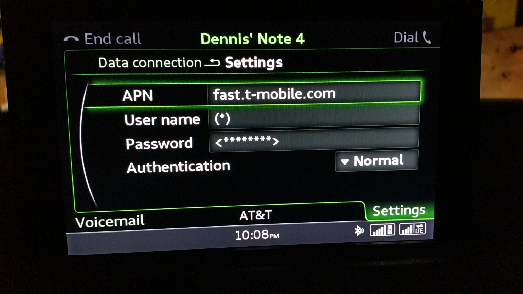 Audi A3 How To Swap Att Sim For T Mobile Audi Connect