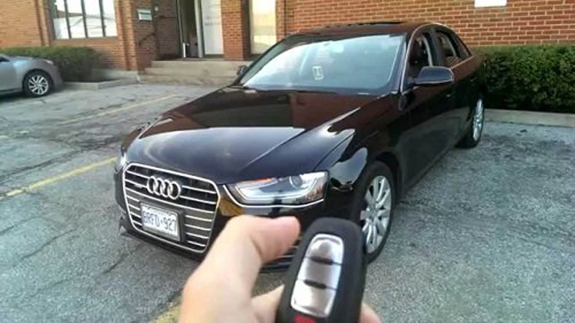 Audi: How to Install Remote Start   Audiworld   Audi Remote Starter Diagram      AudiWorld