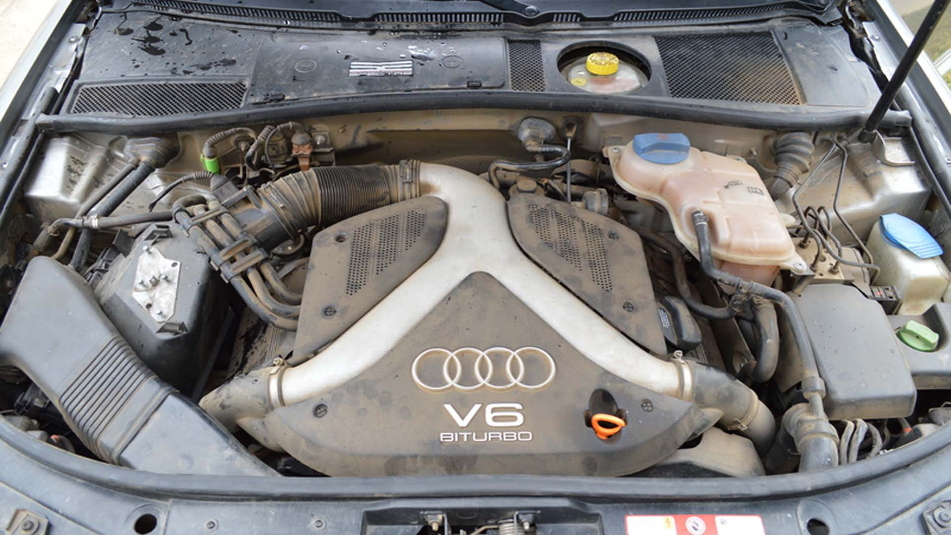 [FPER_4992]  Audi: How to Clean Your Engine Bay | Audiworld | 2008 Audi A6 Engine Bay Diagram |  | AudiWorld
