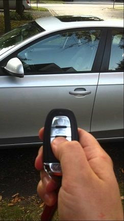 Awesome Use Your Fob To Unlock Your Car Doors And The Fuel Door, Too.