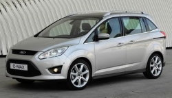 The Ford C-Max Hybrid